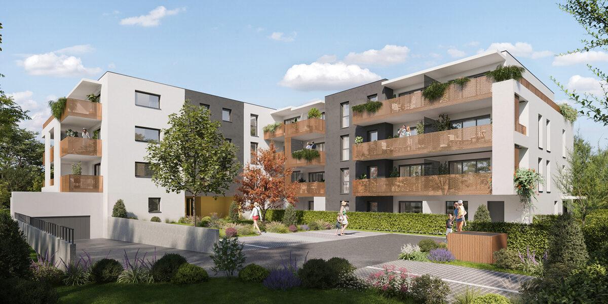 Appartement à vendre : La-motte-servolex . 41.53 m² . 2 pièces