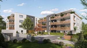Programme immobilier neuf de 2 à 4 pièces La Motte Servolex