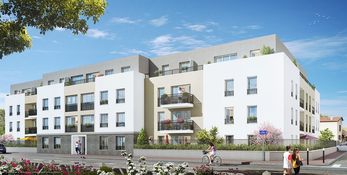 Programme immobilier neuf VILLA JOANNA - ATHIS MONS