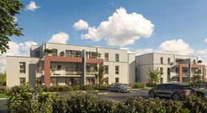Programme immobilier neuf de 2 à 4 pièces St Benoit