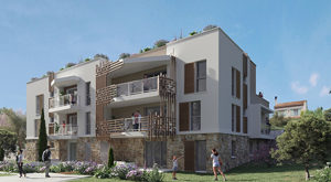Programme immobilier neuf Antibes