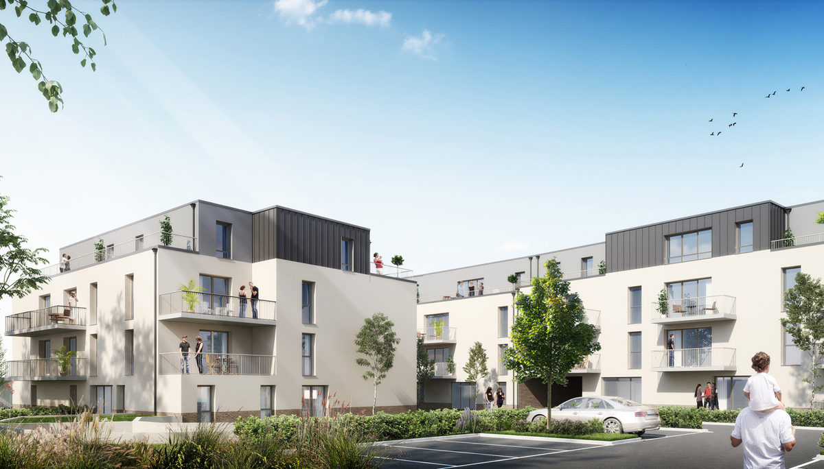 Programme immobilier neuf COEURVILLE - AMIENS