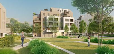Programme immobilier neuf de 2 à 4 pièces Tours