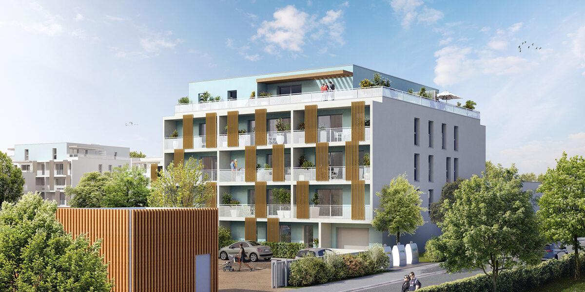Appartement à vendre : Tours . 36.5 m² . 2 pièces