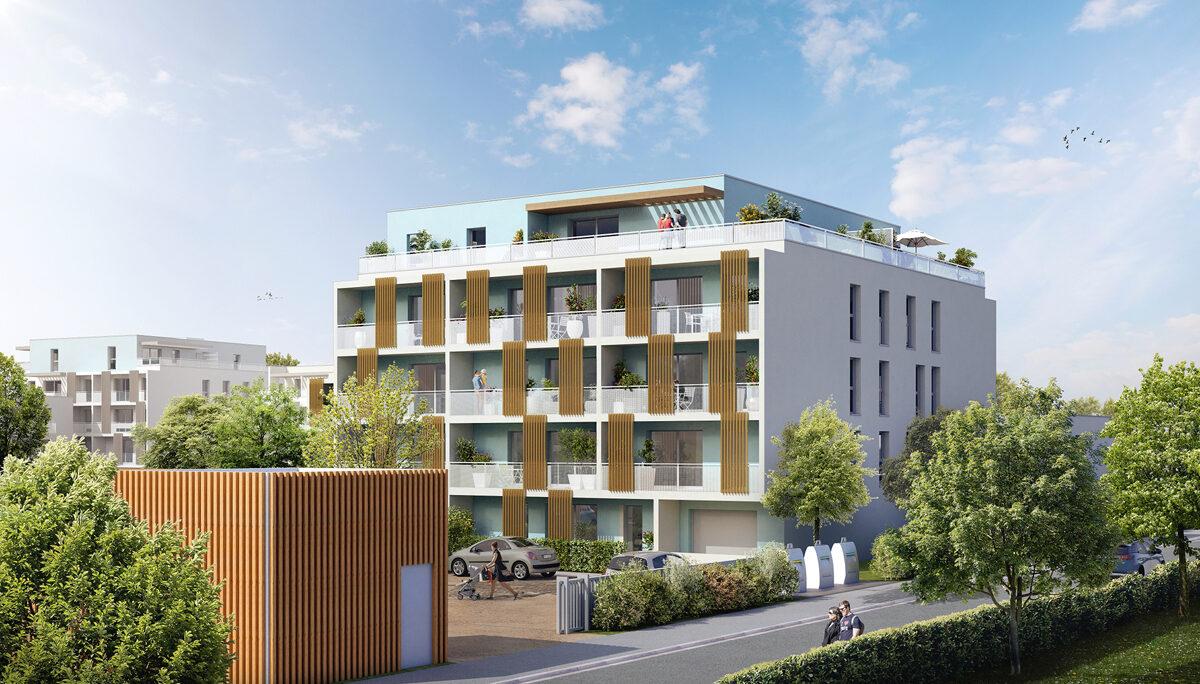 Programme immobilier neuf NIKOLA TESLA - TOURS