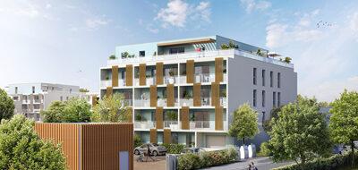 Programme immobilier neuf de 2 à 3 pièces Tours