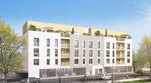 Programme immobilier neuf de 2 à 4 pièces Villiers Le Bel
