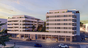 Programme immobilier neuf de 2 à 5 pièces Lyon
