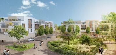 Programme immobilier neuf de 1 à 4 pièces Coulommiers