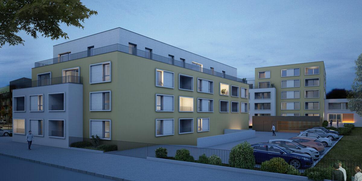 Appartement à vendre : Colombelles . 39.36 m² . 2 pièces