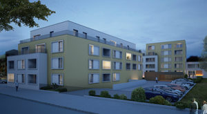 Programme immobilier neuf de 2 à 4 pièces Colombelles