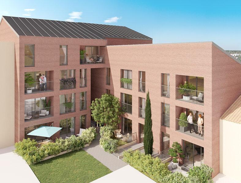 Appartement à vendre : Toulouse . 29 m² . 1 pièce / studio