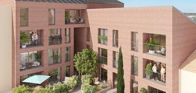 Programme immobilier neuf de 1 à 3 pièces Toulouse