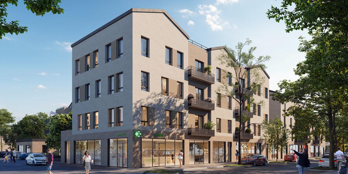 Appartement à vendre : Saint-Laurent-de-Mure . 24.91 m² . 1 pièce / studio