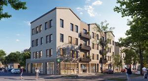 Programme immobilier neuf de 1 à 5 pièces St Laurent De Mure