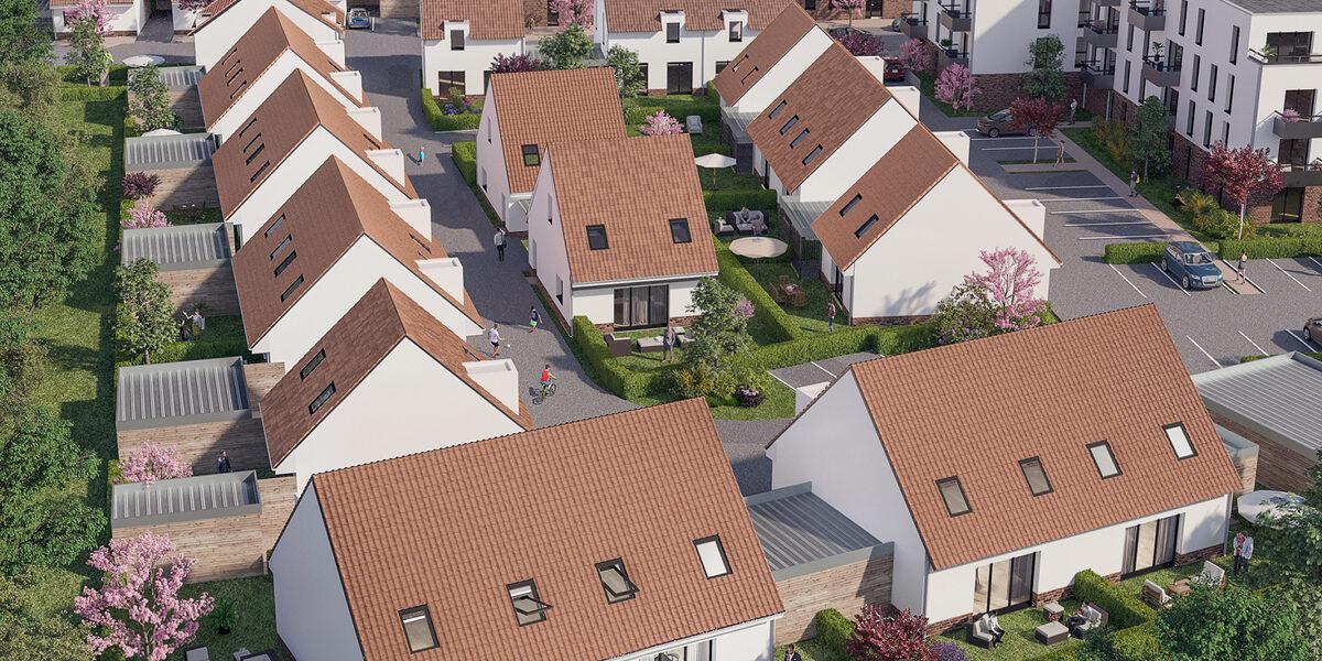Appartement à vendre : Douai . 37.35 m² . 2 pièces