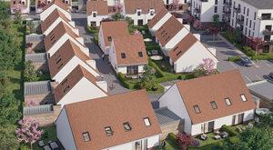 Programme immobilier neuf de 2 à 5 pièces Douai