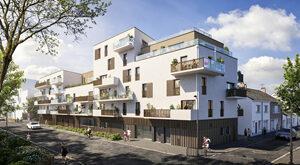 Programme immobilier neuf de 3 à 5 pièces St Nazaire