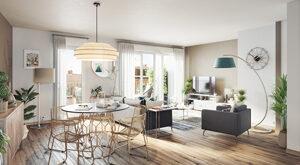 Programme immobilier neuf de 2 à 3 pièces Nieppe