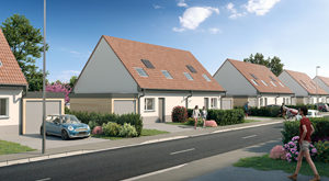 Programme immobilier neuf de 4 pièces Ribecourt Dreslincourt