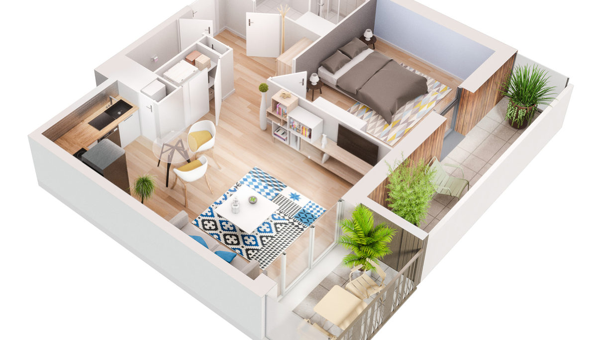 Programme immobilier neuf YOU GREEN - SARAN