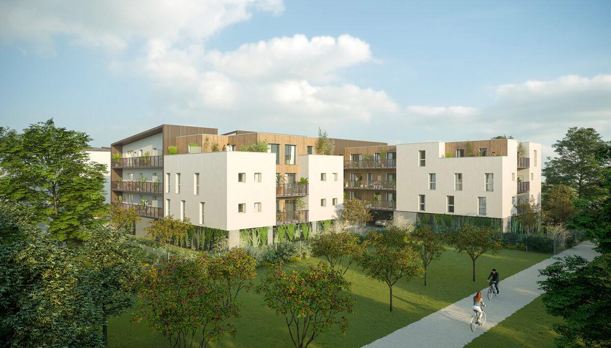 Appartement à vendre : Saran . 38.15 m² . 2 pièces