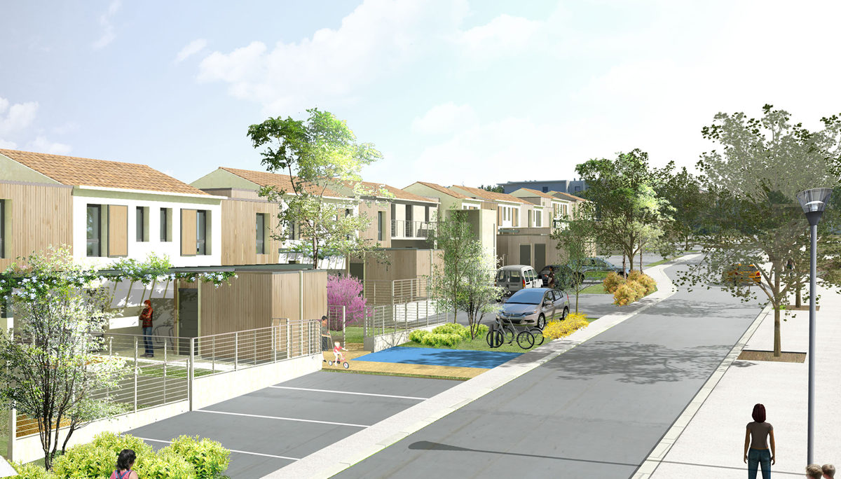 Programme immobilier neuf COLLECTION VILLAGE - BEDARRIDES
