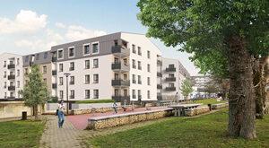Programme immobilier neuf de 1 à 3 pièces Bourges