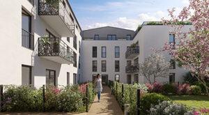 Programme immobilier neuf Villeneuve La Garenne