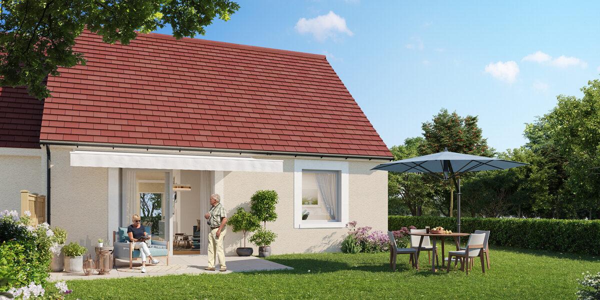 Maison à vendre : Contres . 53.07 m² . 2 pièces