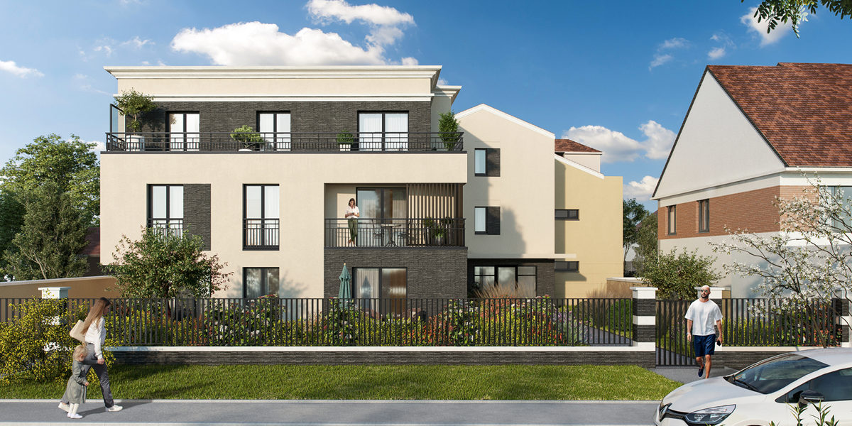 Appartement à vendre : Chennevieres-sur-marne . 30.07 m² . 1 pièce / studio