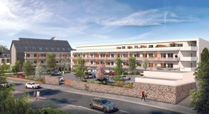 Programme immobilier neuf St Brieuc