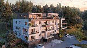Programme immobilier neuf de 1 à 4 pièces Evian Les Bains