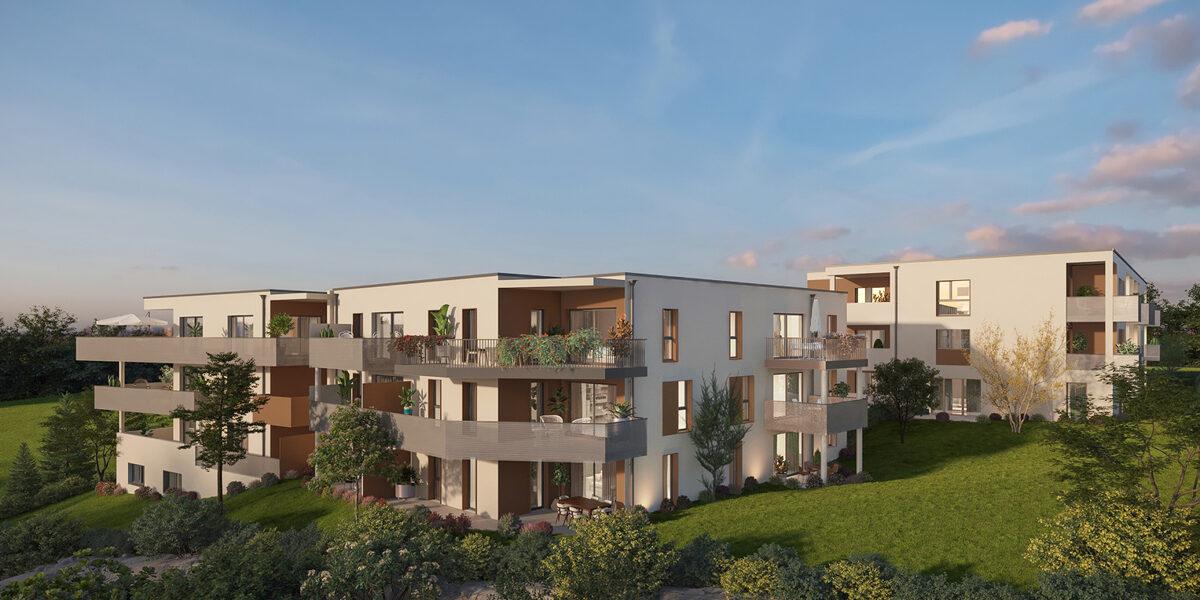 Appartement à vendre : Besancon . 47.05 m² . 2 pièces