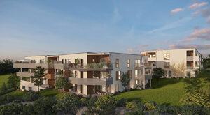 Programme immobilier neuf de 2 à 5 pièces Besancon