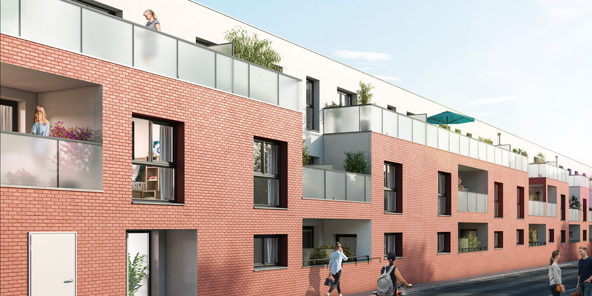 Appartement à vendre : Le-petit-quevilly . 37.8 m² . 2 pièces