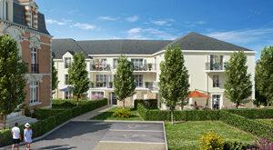 Programme immobilier neuf de 2 à 4 pièces Le Plessis Belleville