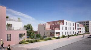 Programme immobilier neuf de 2 à 5 pièces Colombelles