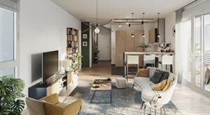 Programme immobilier neuf de 2 à 4 pièces Metz
