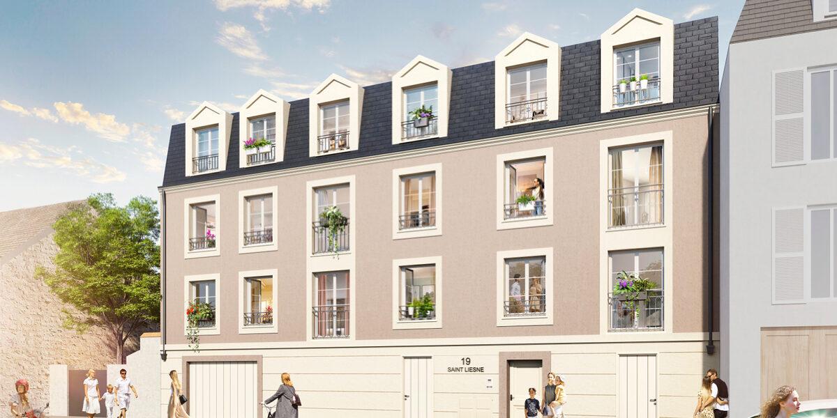 Appartement à vendre : Melun . 43.65 m² . 2 pièces