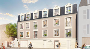 Programme immobilier neuf de 2 à 4 pièces Melun