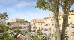 Programme immobilier neuf de 2 à 5 pièces Nancy