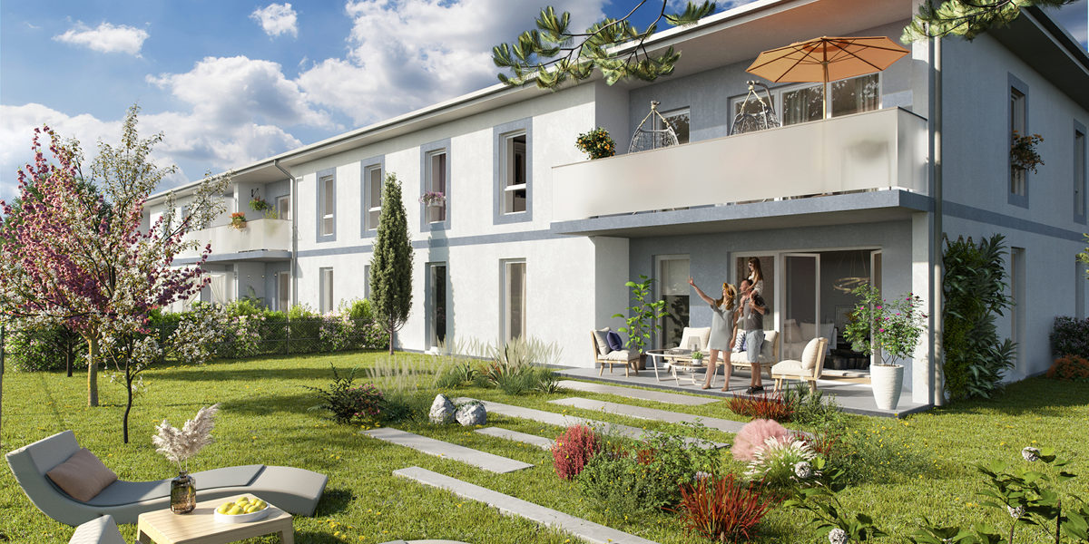 Appartement à vendre : Saint-jean-dillac . 40.25 m² . 2 pièces