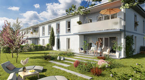 Programme immobilier neuf St Jean D Illac
