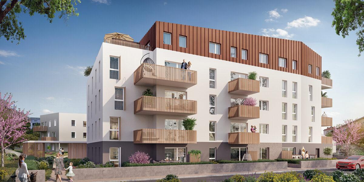 Appartement à vendre : Vandoeuvre-les-nancy . 28.88 m² . 1 pièce / studio