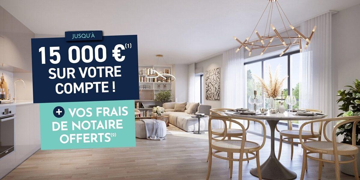 Appartement à vendre : Douarnenez . 41.31 m² . 2 pièces