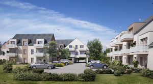 Programme immobilier neuf de 2 à 3 pièces Ouistreham