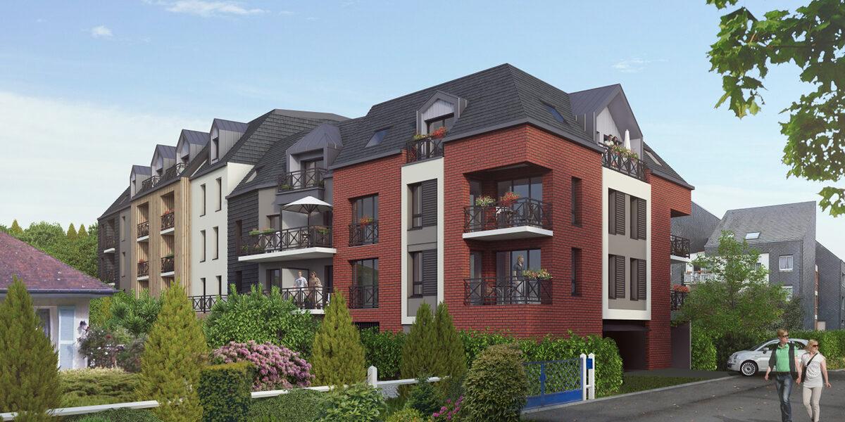 Appartement à vendre : Honfleur . 30.3 m² . 1 pièce / studio