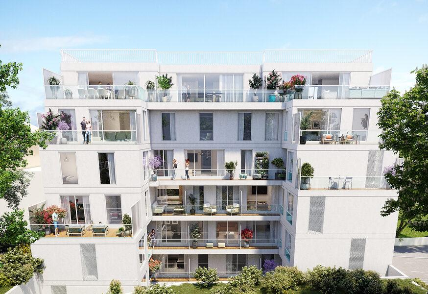 Appartement à vendre : Issy-les-moulineaux . 42.1 m² . 2 pièces