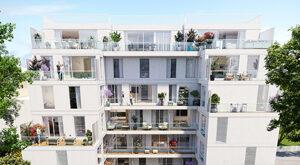 Programme immobilier neuf de 1 à 5 pièces Issy Les Moulineaux
